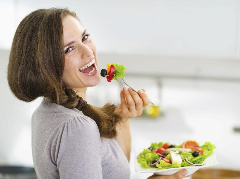 """Nehubnete? Je potřeba znovu """"nakopnout"""" metabolismus."""