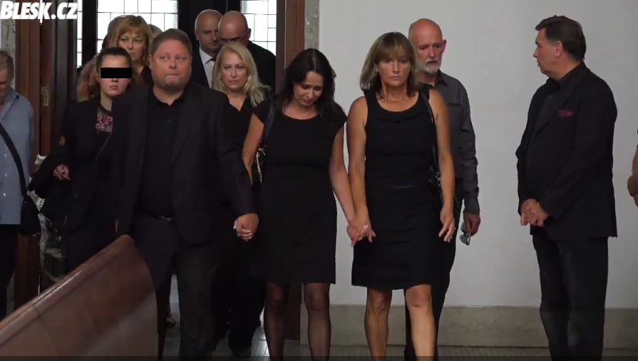 Rodina Ivo Pavlíka