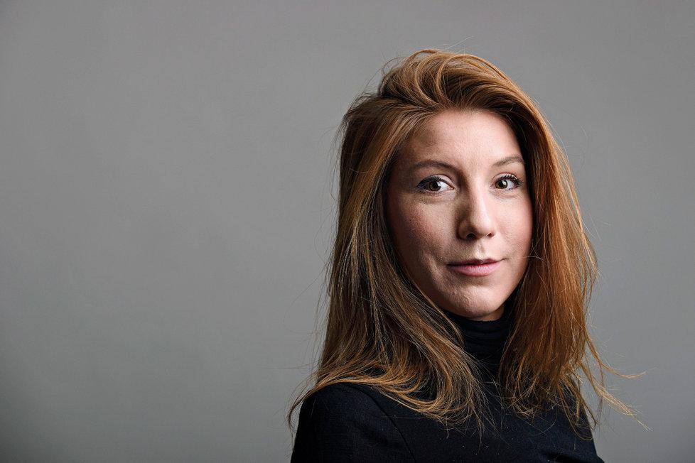 Zavražděná švédská novinářka Kim Wallová.