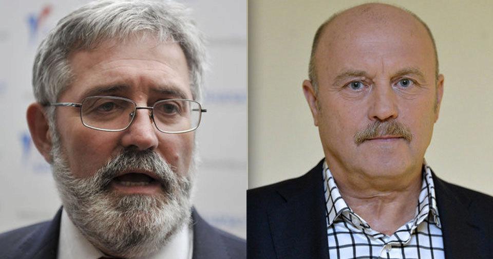 Poslanci Jaroslav Borka (KSČM) a Josef Novotný (ČSSD) čelí obvinění v kauze ROP Severozápad.