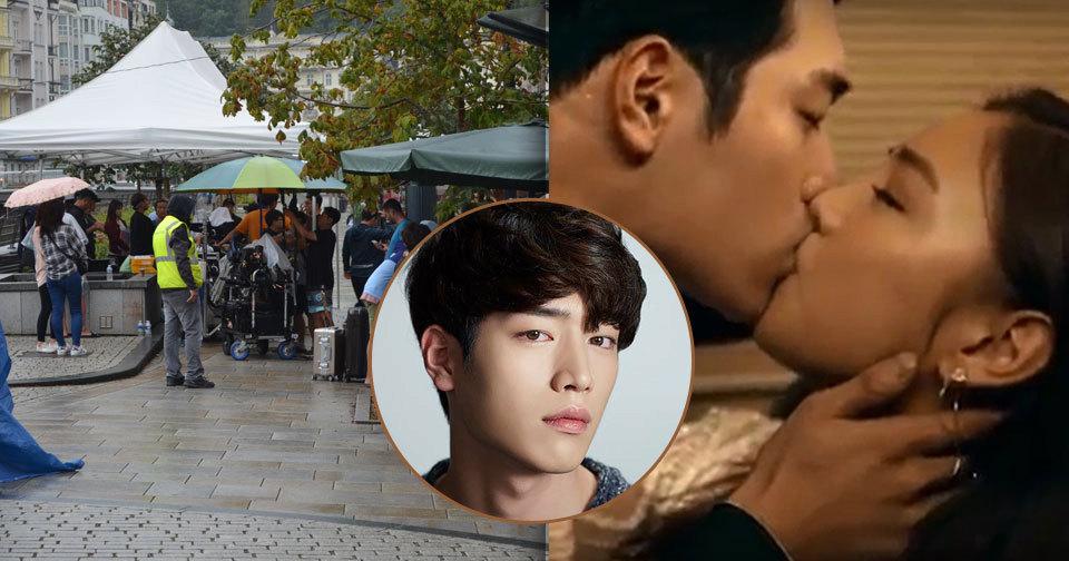 korejský gay fešák dívky rány