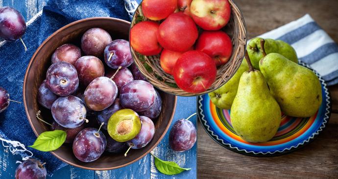 Ovoce není nikdy dost!