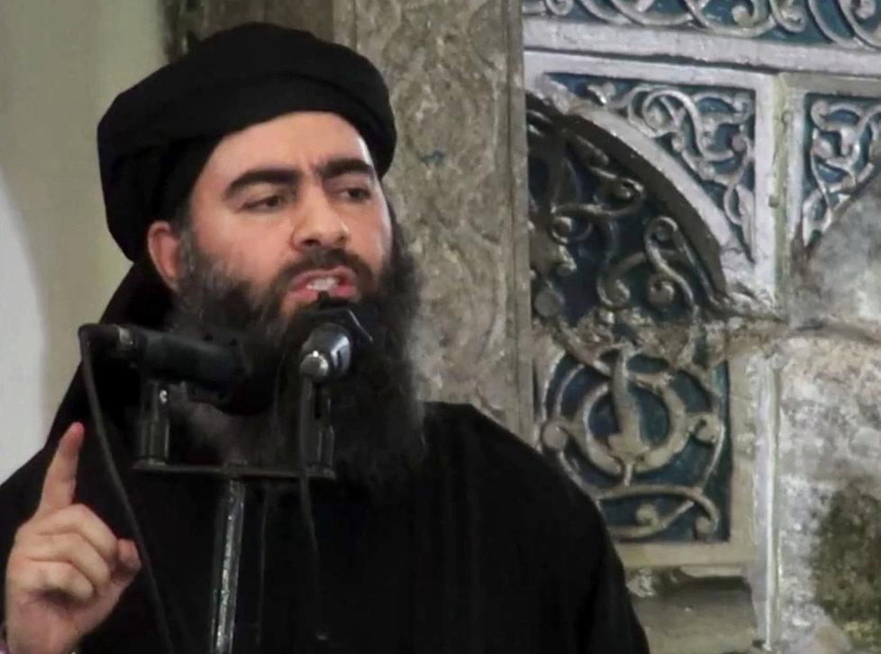 Vůdce IS al-Baghdadiho