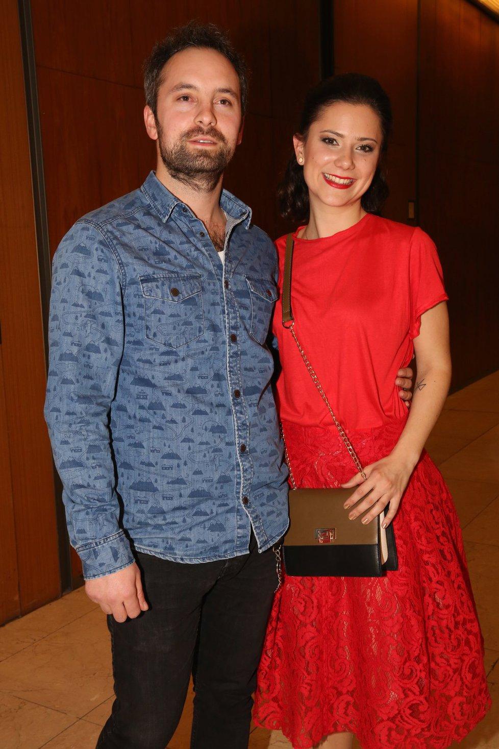 Ivanka Korolová s partnerem