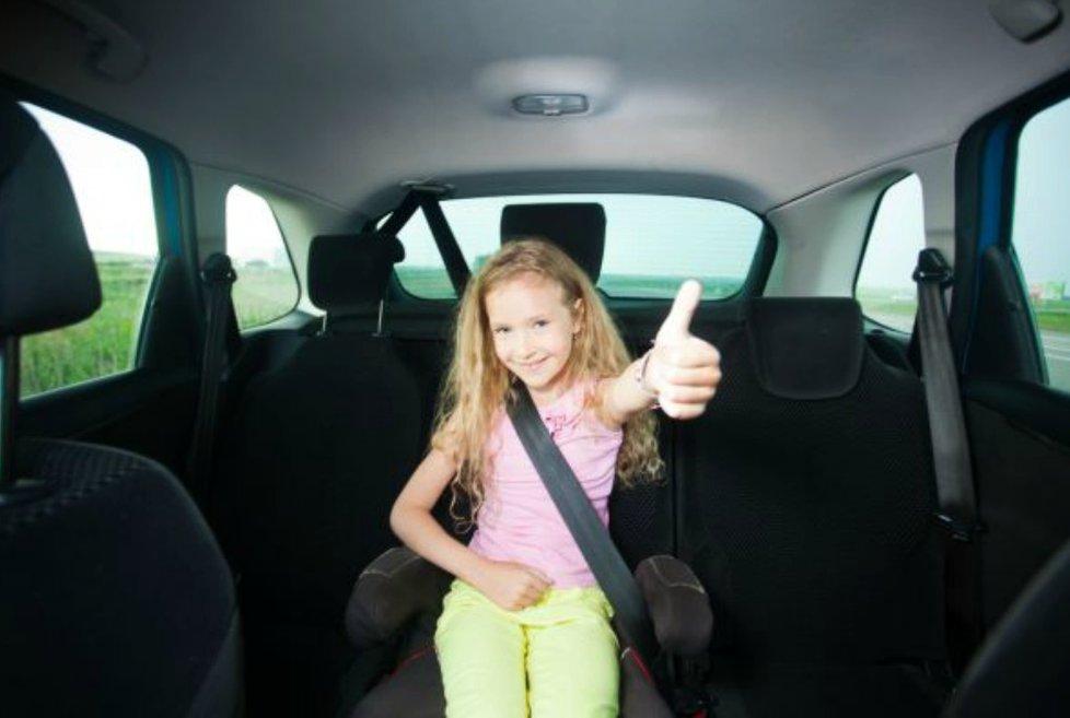 226 řidičů jezdí denně nepřipoutaných: Nepodceňujte poutání!