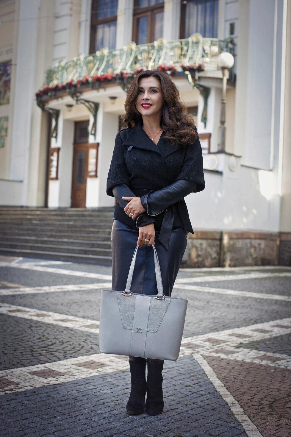 Dana Morávková pro Elegu
