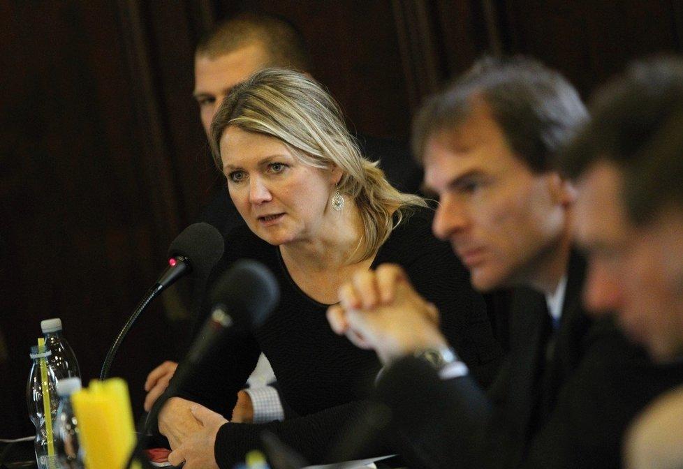 Jana Mayerová, bývalá náměstkyně jihlavského primátora z hnutí ANO