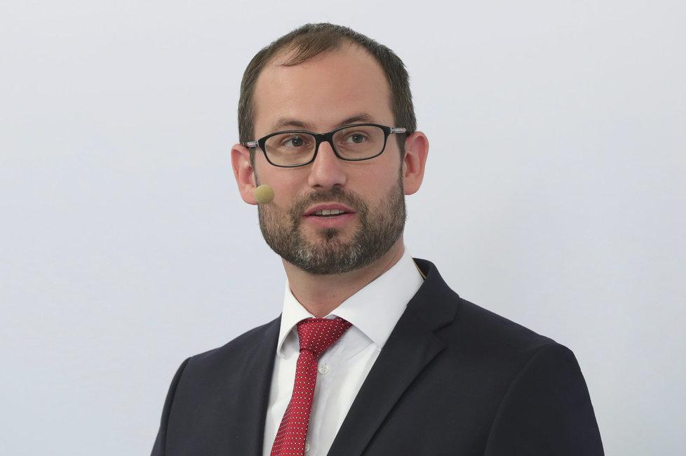 Předseda poslaneckého klubu STAN Jan Farský