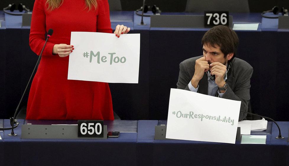 Kampaň #metoo v europarlamentu