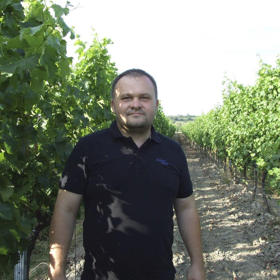 vinař Stanislav Hrabal