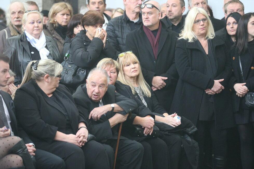 Pohřeb Wabiho Daňka