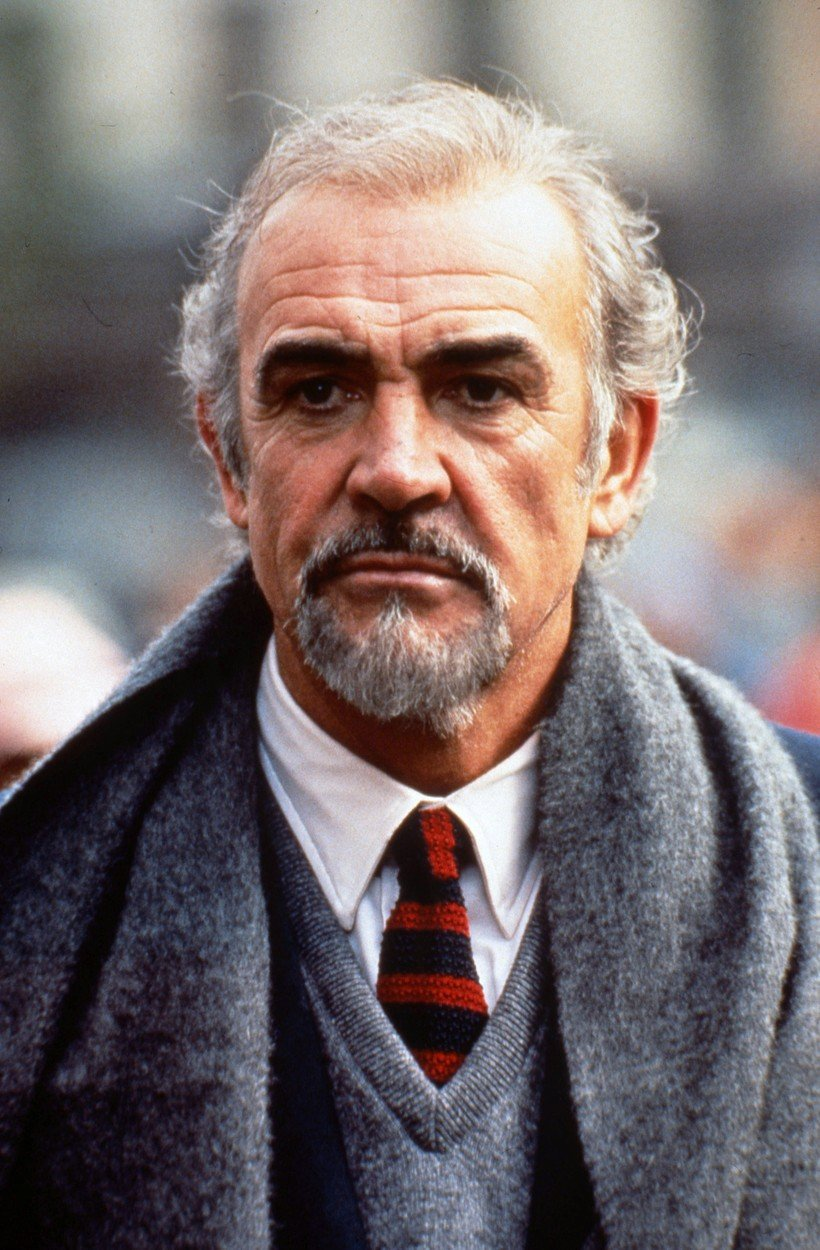 1989: Sean Connery