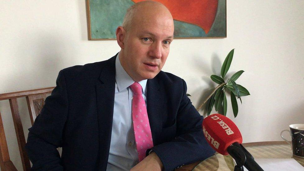 Prezidentský kandidát Pavel Fischer v rozhovoru pro Blesk.cz