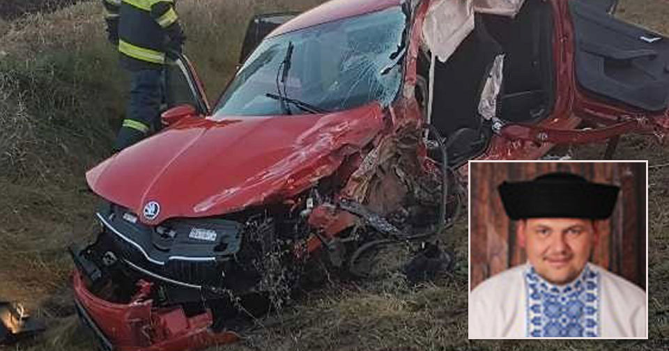 Marián autonehodu nepřežil.