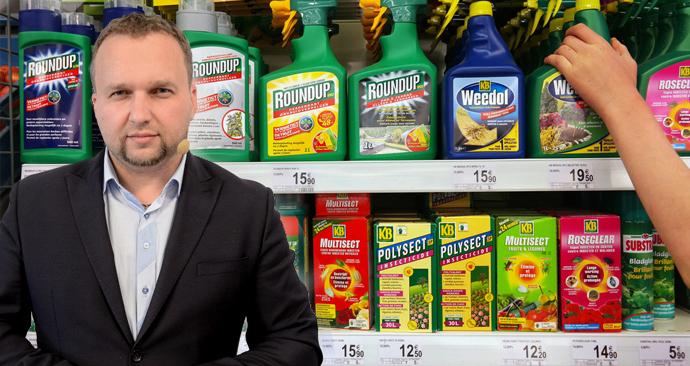 Ministerstvo zemědělství začalo zvažovat omezení používání glyfosátových pesticidů. O opatřeních uvažuje navzdory tomu, že Evropská komise glyfosátu prodloužila licenci o pět let.