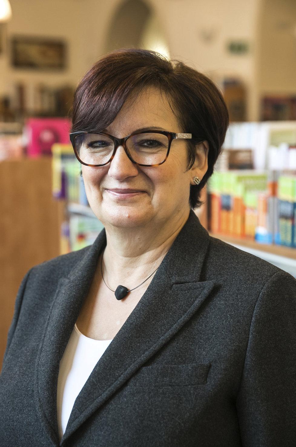 """Eva Drahošová byla hostem pořadu Blesk.cz """"Káva s první dámou"""""""