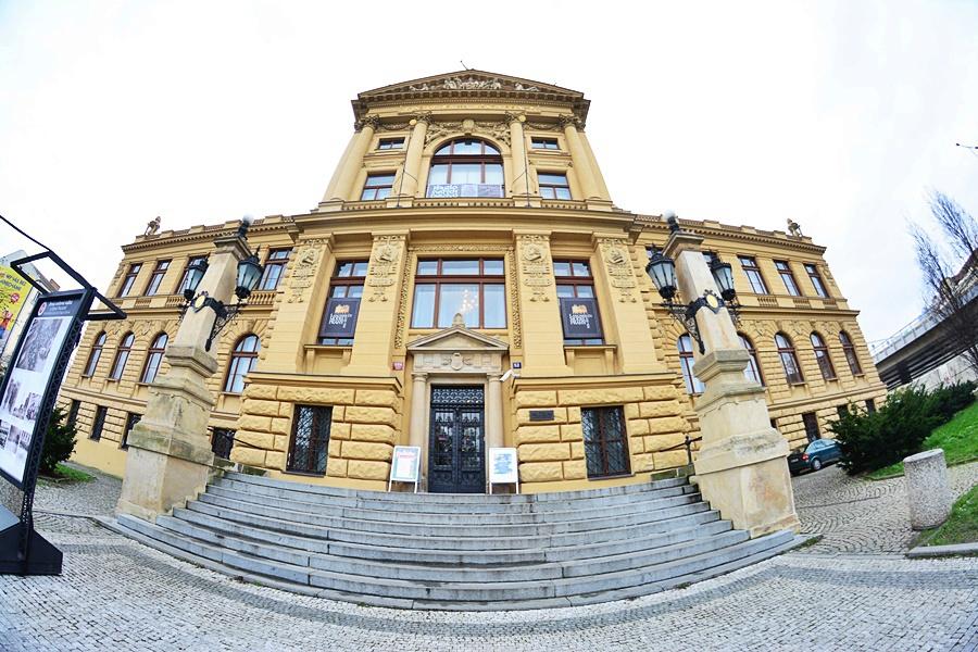 Hlavní budova Muzea hl. m. Prahy bude jako jedna z mnoha o nadcházejícím víkendu zdarma zpřístupněna veřejnosti.