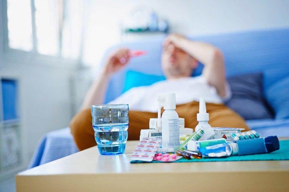 Máte chřipku? Zůstaňte doma.