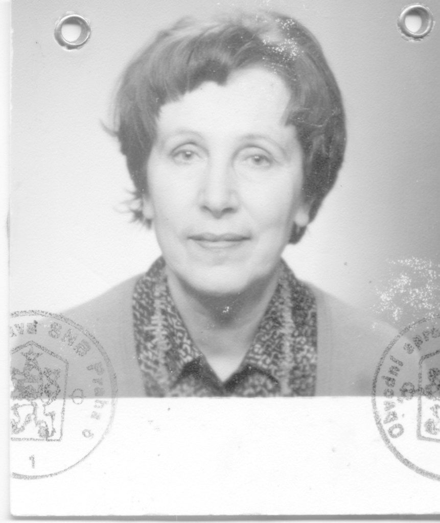 79ccf31372f Libuše Nachtmannová  Po příjezdu z koncentráku ji vlastní matka nepoznala
