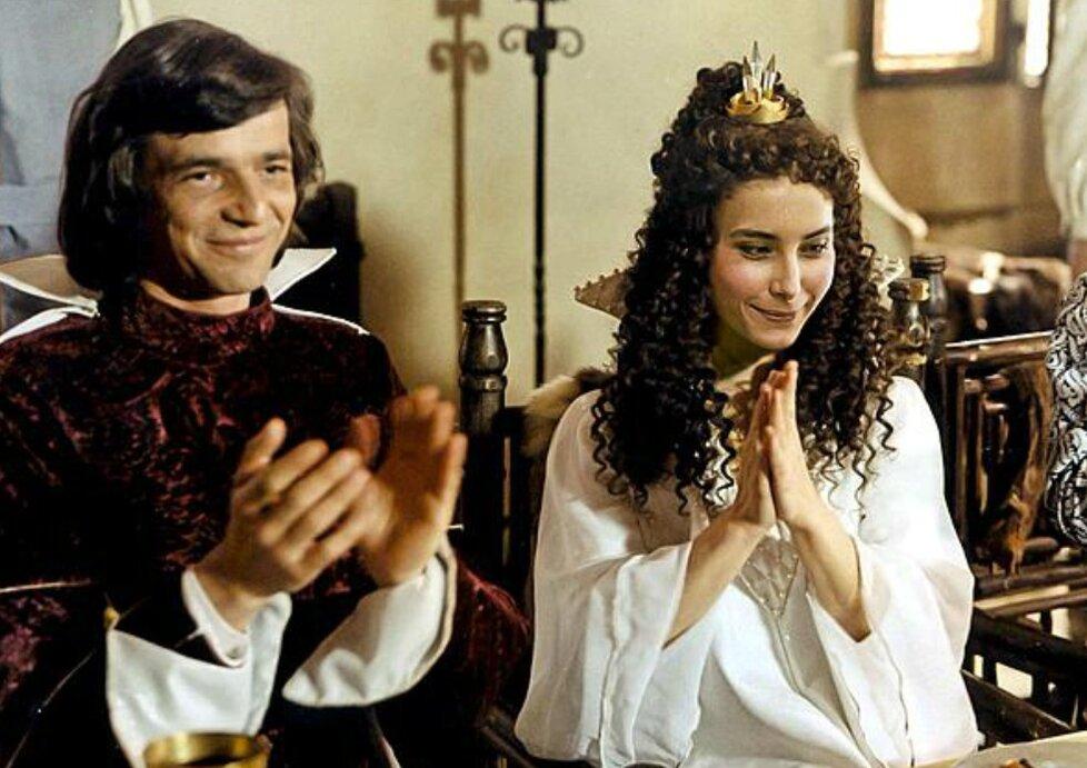 Princeznu v pohádce Třetí princ měla původně hrát Zora Jandová