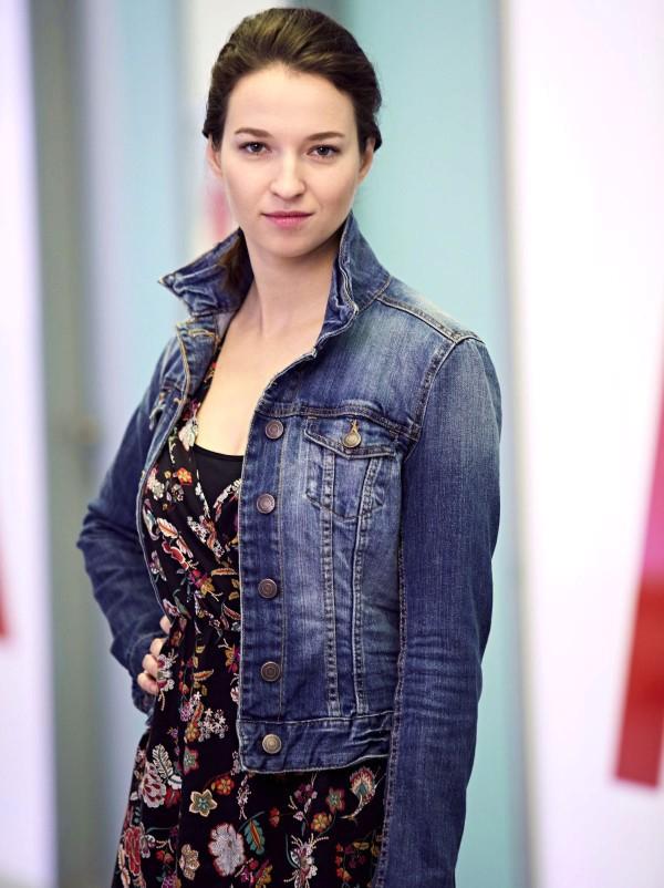 Berenika Kohoutová jako Denisa Vlachová v Ordinaci v růžové zahradě 2
