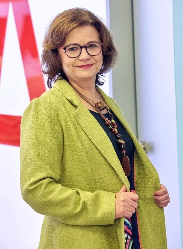 Ivana Andrlová jako Vladana Synková v Ordinaci v růžové zahradě 2