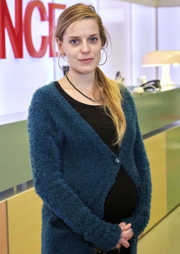 Sandra Černodrinská jako Martina Prchalová