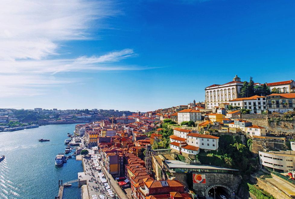Portugalské Porto