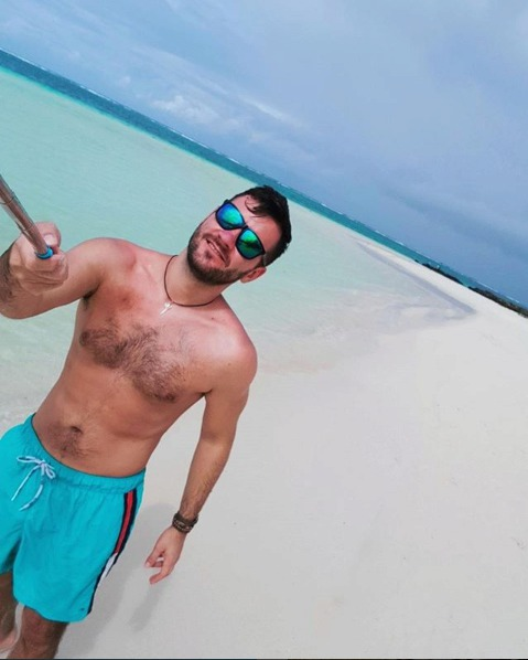 Marek Ztracený na dovolené na ostrově Mauricius