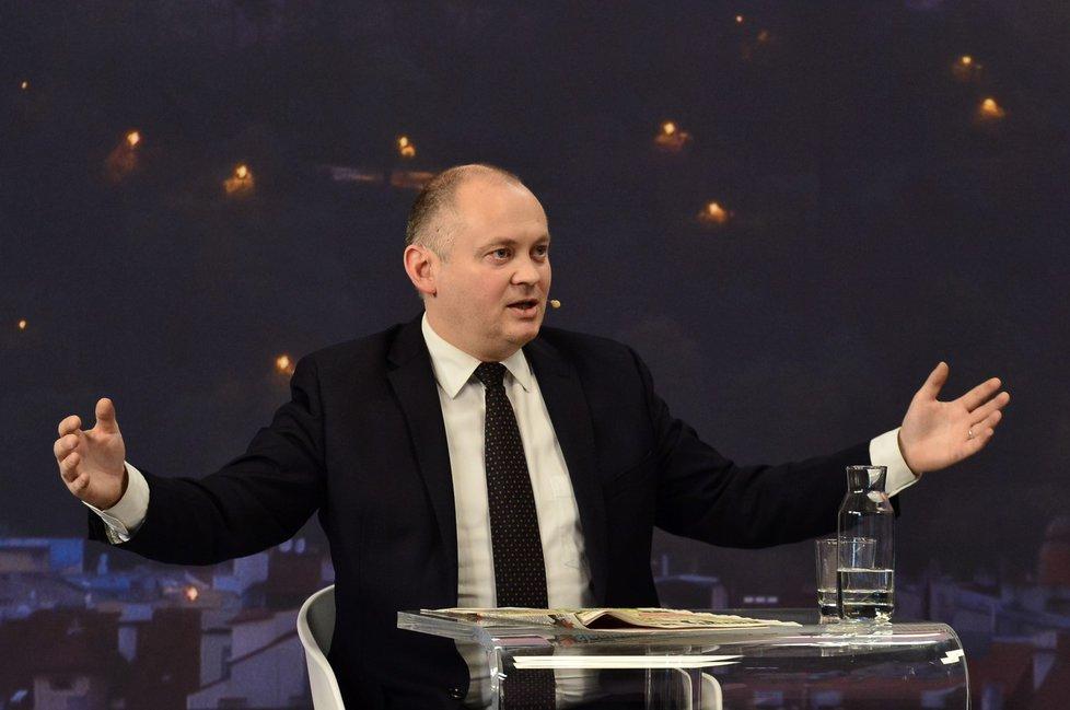 Bývalý jihomoravský hejtman Michal Hašek