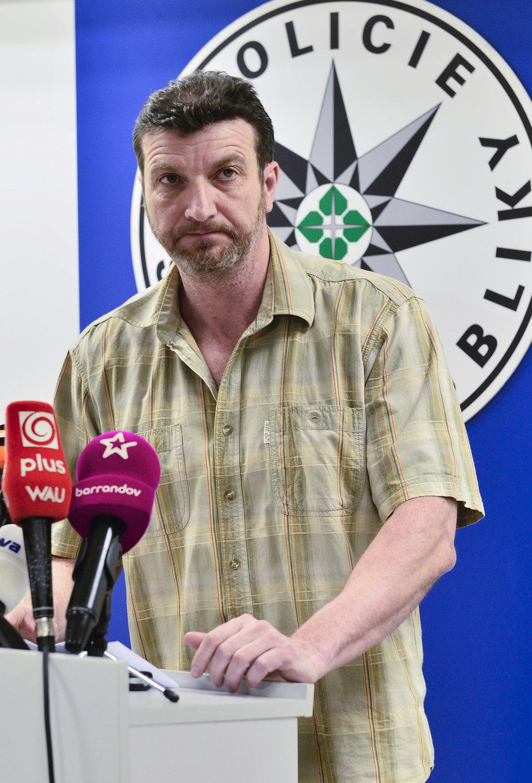 Bývalý šéf pražské mordparty Josef Mareš