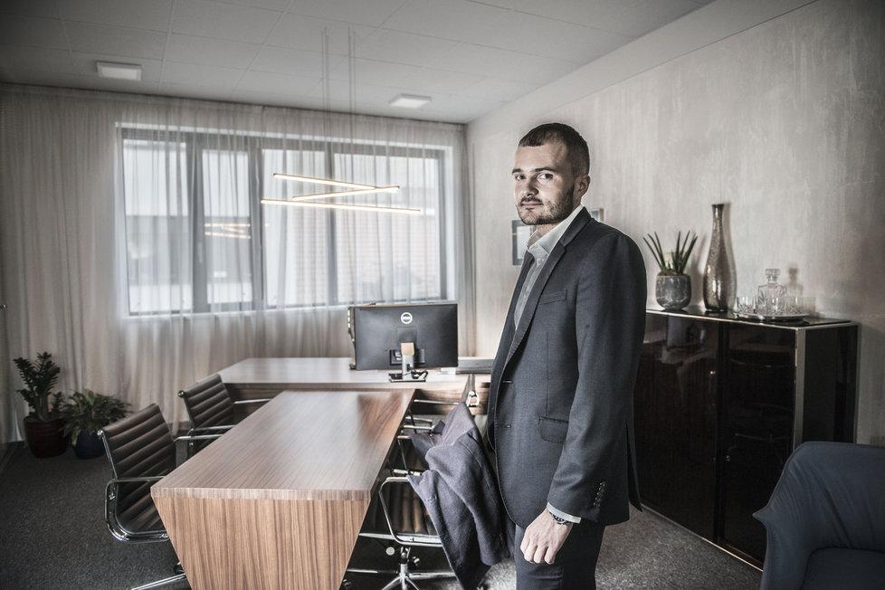 Michal Strnad převezme po otci řízení CSG.