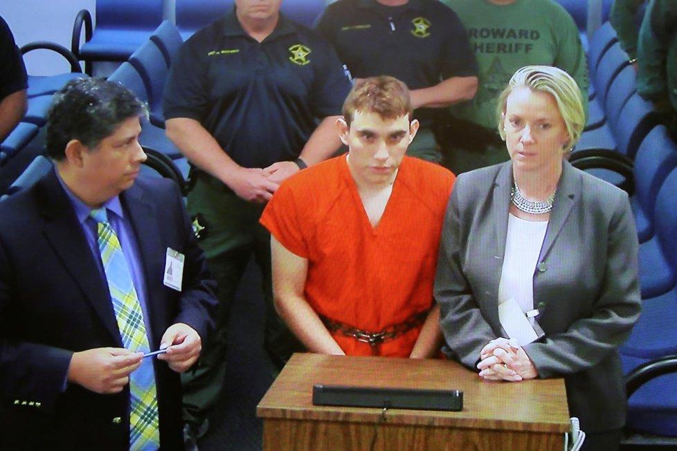 Vrah z floridské školy Nikolas Cruz