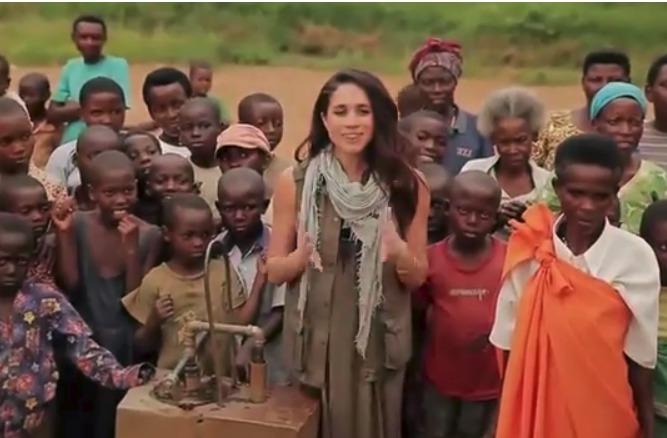 Charita World Vision, její tváří byla mezi jinými také herečka Meghan Markle a snoubenka prince Harryho, čelí sexuálnímu skandálu