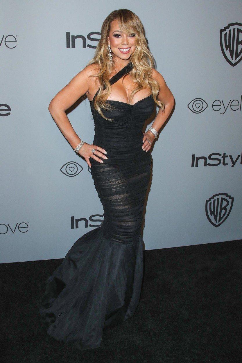 c89b50079dd Drastické hubnutí zpěvačky Mariah Carey! Jak to dokázala