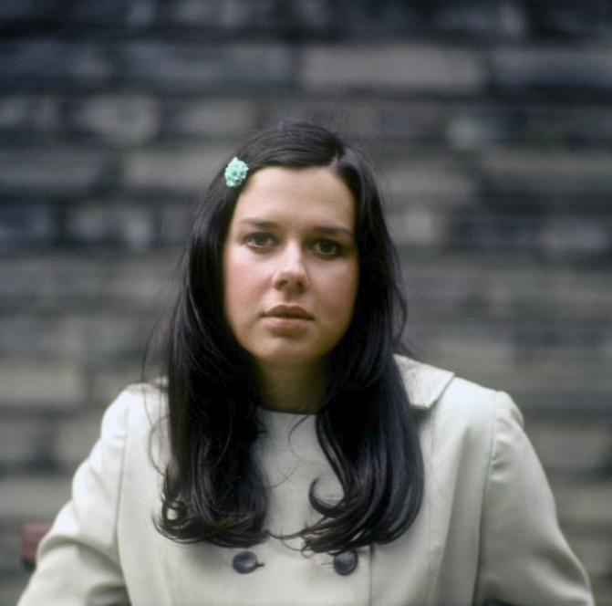 Yvonne Přenosilová v roce 1968