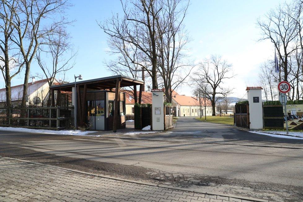 Farma Čapí hnízdo (zima 2018)