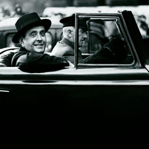 Historici zjistili, že mužští potomci prvního prezidenta se už několik generací nedožívají stáří. Na fotografii Jan Masaryk