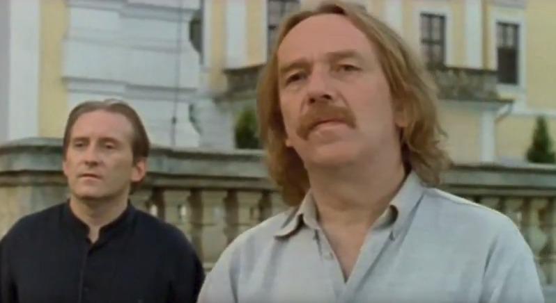 Jaromír Nohavica ve filmu Rok ďábla