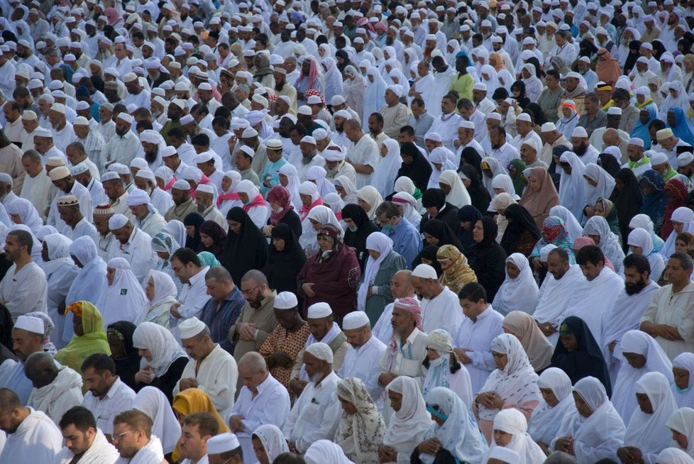 Pouť do Mekky by za svůj život měl vykonat minimálně jednou každý muslim.