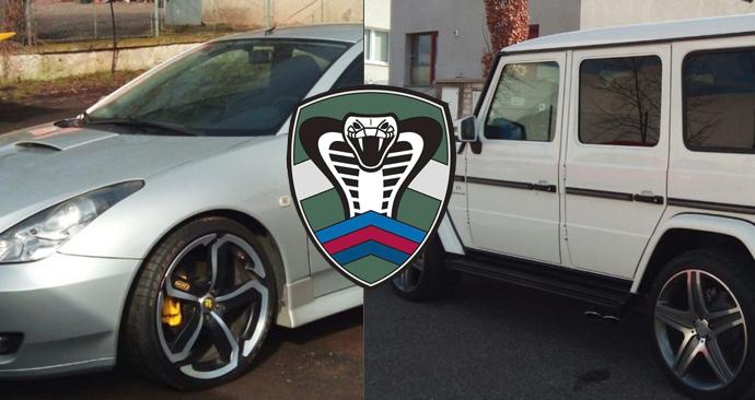 Policie odhalila podvody na daních za 75 milionů: U podnikatelů zabavili luxusní auta i miliony korun.