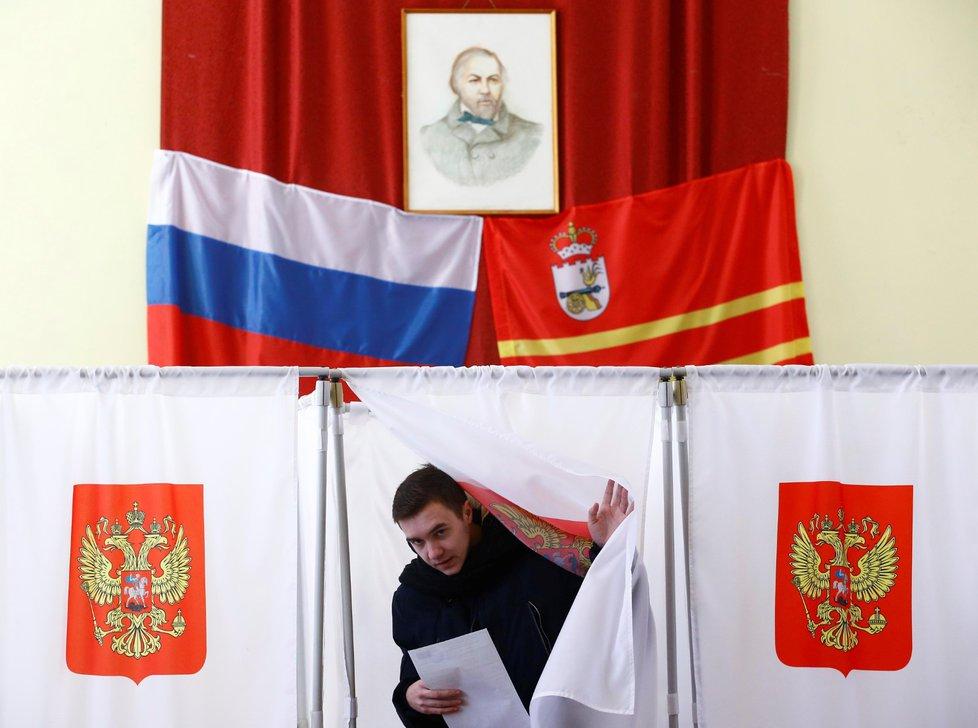 Rusko dnes volí prezidenta