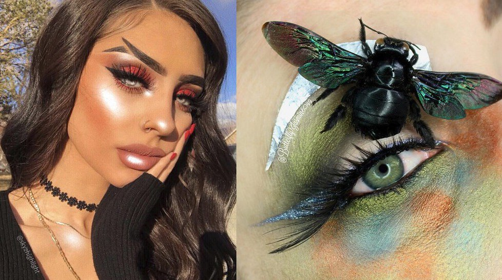 Jaké jsou instagramové beauty trendy roku 2018  be707a6ead