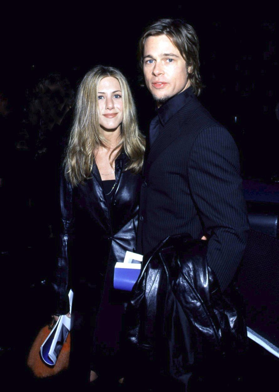 Brad Pitt s Jennifer Aniston