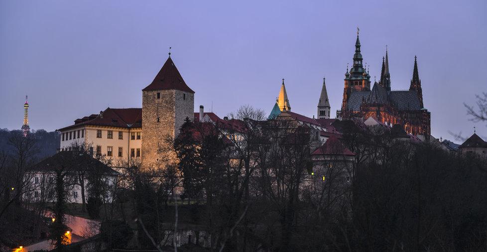 Jindřich Korutanský na Pražském hradě vládl dvakrát - a v obou případech byl svržen. (ilustrační foto)