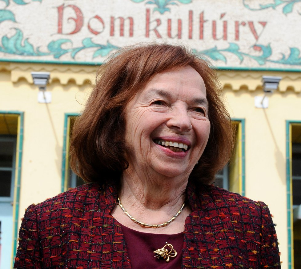 Livia Klausová končí jako velvyslankyně na Slovensku.