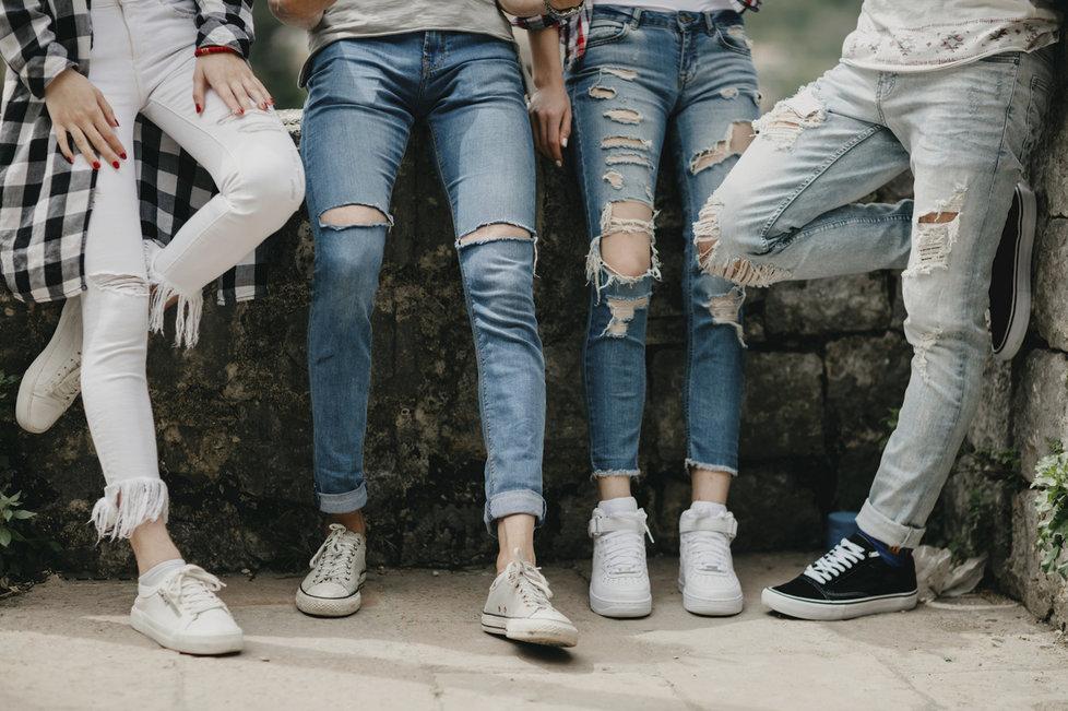 e8df9e9128b Co na vás prozradí oblíbené džíny  Jste bezstarostná