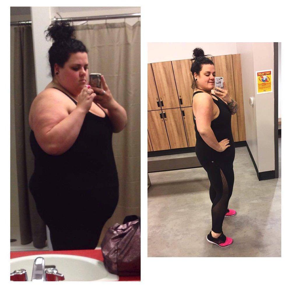 Lidé nevěřili, že by dokázala zhubnout, ale ona všem vytřela zrak