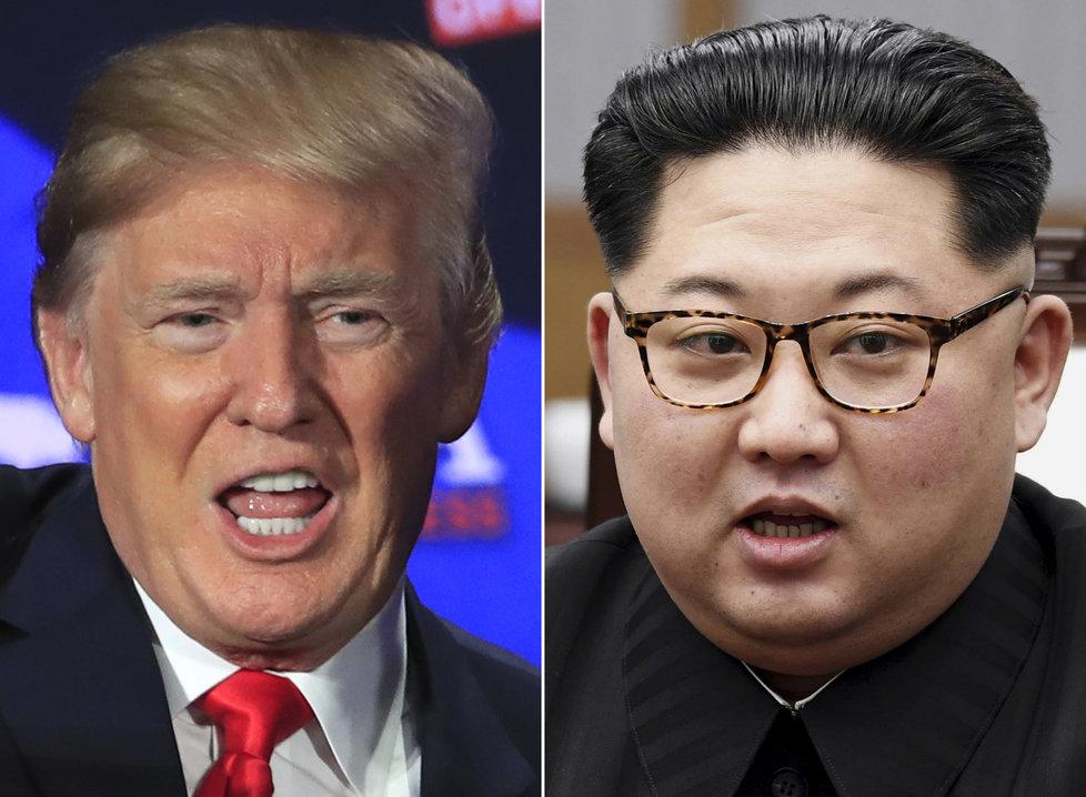 Společné jednání mezi Trumpem a Kimem proběhne v Singapuru.