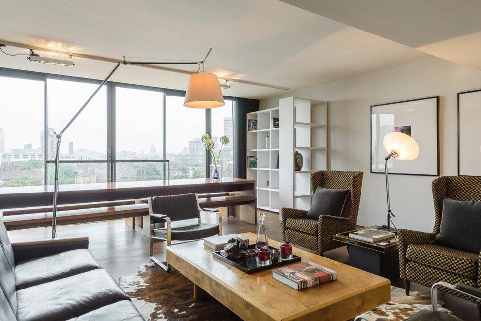 Apartmán Roberta De Nira je na prodej.